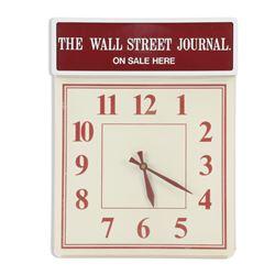 Wall Street Journal Clock