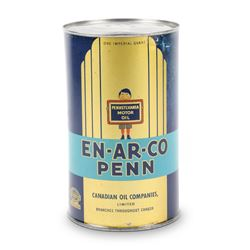 En-Ar-Co Penn Motor Oil Quart
