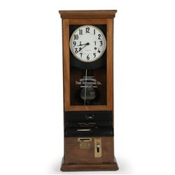 IBM International Punch Clock