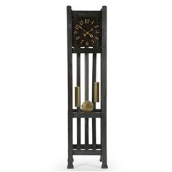 Arts & Crafts Tall Case Clock