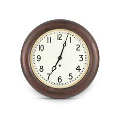 """Pequegnat """"Toronto"""" Wall Clock"""