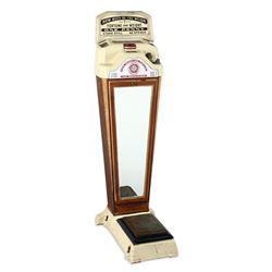 Watling Coin-Op Weigh Scale