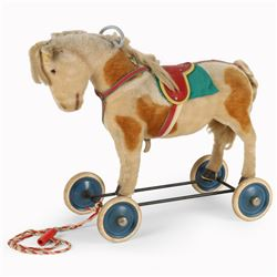 Steiff Pull Donkey