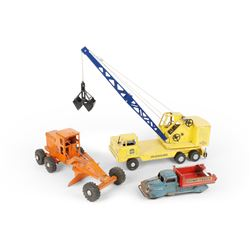 Lincoln & Nylint Pressed Steel Toys