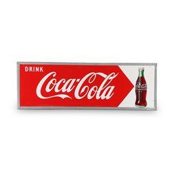 Coca-Cola Tin Litho Sign
