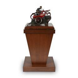 Alexander Buchan Racing Bronze