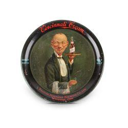 Cincinnati Cream Tip Tray