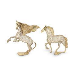 Luciano Bustamante Horses