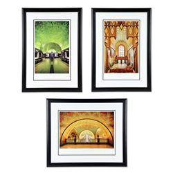 Detroit Architectural Photographic Prints