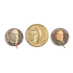 1908-1912 Political Pinbacks, Button