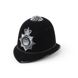 British Police Custodian Helmet