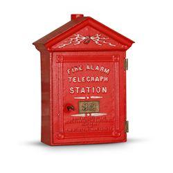 Fire Alarm Telegraph Station