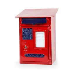 Canada Post Cast Iron Mailbox