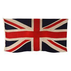 Massive 13' WW1 Union Jack Flag