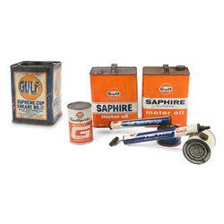 Gulf Tins & Sprayers