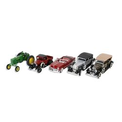 1920s - 50s Model Cars