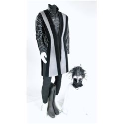 """""""The Black Knights"""" Queen's Guard costume ensemble from Once Upon a Time Season 1, Episodes 1."""
