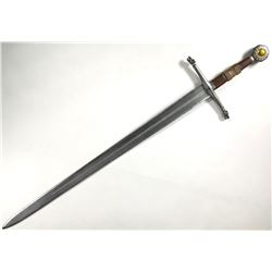 """""""King George"""" stunt sword Once Upon a Time Season 1, Episode 6."""