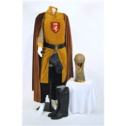 """""""Gold Knights"""" armor ensemble from Once Upon a Time Seasons 1-6."""
