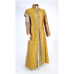 """King Midas"" golden robe ensemble from Once Upon a Time Season 1, Episode 6."