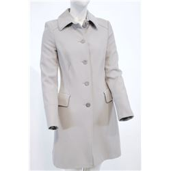 """""""Regina Mills"""" gray coat from Once Upon a Time Season 1, Episode 8."""