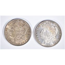 2-1886 CH BU MORGAN DOLLARS