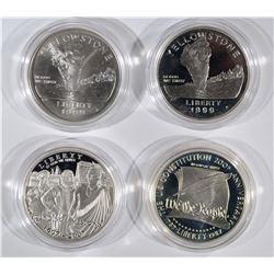 3-Commemorative Coin Sets