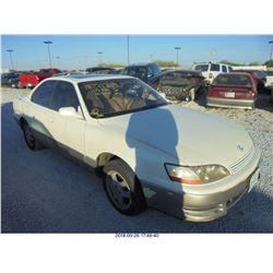 1995 - LEXUS ES300