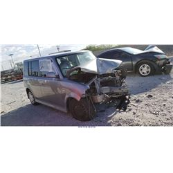 2006 - TOYOTA SCION XB // REBUILT SALVAGE