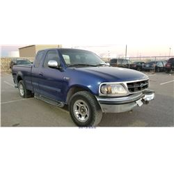 1998 - FORD F-150 // REBUILT SALVAGE