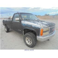 1993 - GMC SIERRA 1500