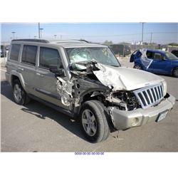 2008 - JEEP COMMANDER