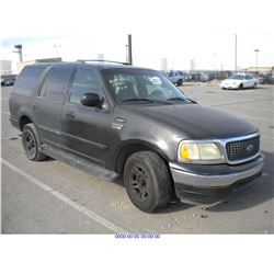 2002 - FORD EXPEDITION