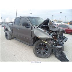 2006 - FORD F-150 // SALVAGE TITLE