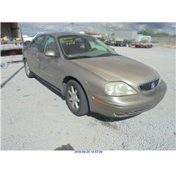 2003 - MERCURY SABLE