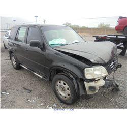 2000 - HONDA CR-V