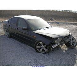 2002 - BMW 325I