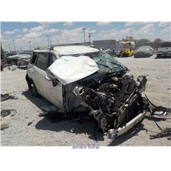 2014 - NISSAN PATHFINDER // PARTS ONLY