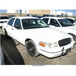 1999 - FORD CROWN VICTORIA // TEXAS TITLE