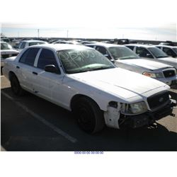 2003 - FORD CROWN VICTORIA // TEXAS TITLE
