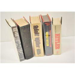 18LL- 5 BOOK  RECORD LOT