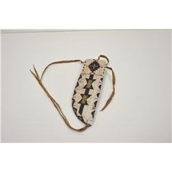 18LN-1-8 BEADED SCABARD