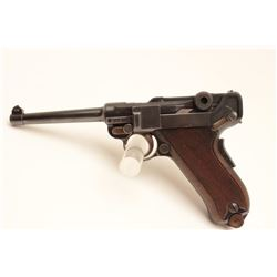 18LW-91 SWISS LUGER #18174