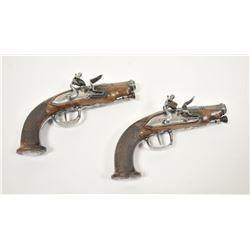 18PZ-6 PAIR FRENCH FLINTLOCKS
