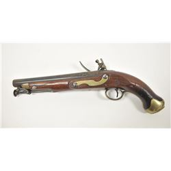 18PZ-11 ENGLISH FLINTLOCK PISTOL