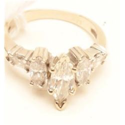 18RPS-54 DIAMOND RING