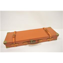 18dew-1 R.B. RODDA LEATHER TRUNK CASE