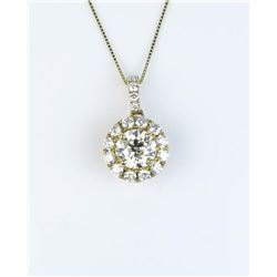18CAI-7 DIAMOND PENDANT