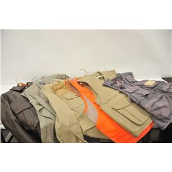 18PJ-41 SHOOTING VEST LOT