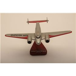 18PH-5 MODEL OF AMELIA EARHARTS PLANE